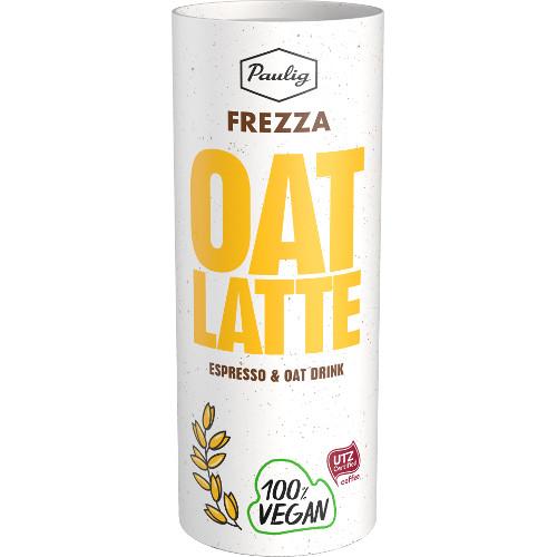 Paulig Frezza Oat Latte Espresso & Oat Drink.
