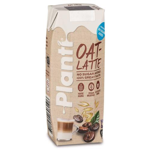 Planti Oat Latte.