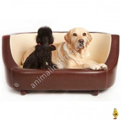 Wooden Frame Sofa Beds Uk Country Plaid Sleeper Chester & Wells Oxford Dog Bed Large | Animal Instinct