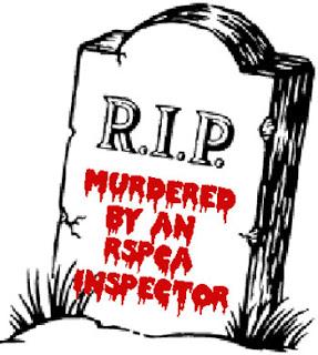 RSPCA hate website