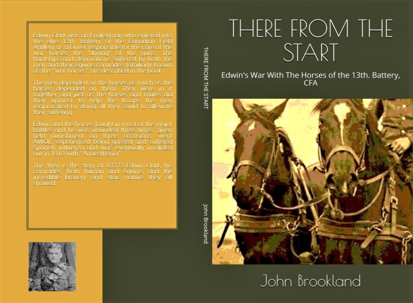 There From the Start by John Brookland