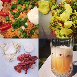 Sample Recipes from Betty Goes Vegan