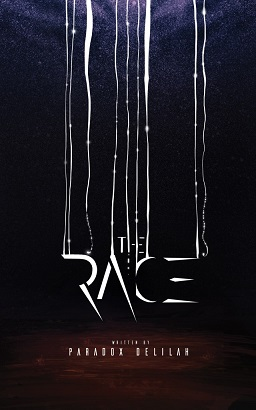 Book cover of The Race by Paradox Delilah