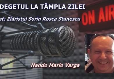 ANIMA TV / Ediție specială: Ziaristul Sorin Roșca Stănescu, cu lacrimi în ochi: Evrei, IERTARE! (VIDEO)