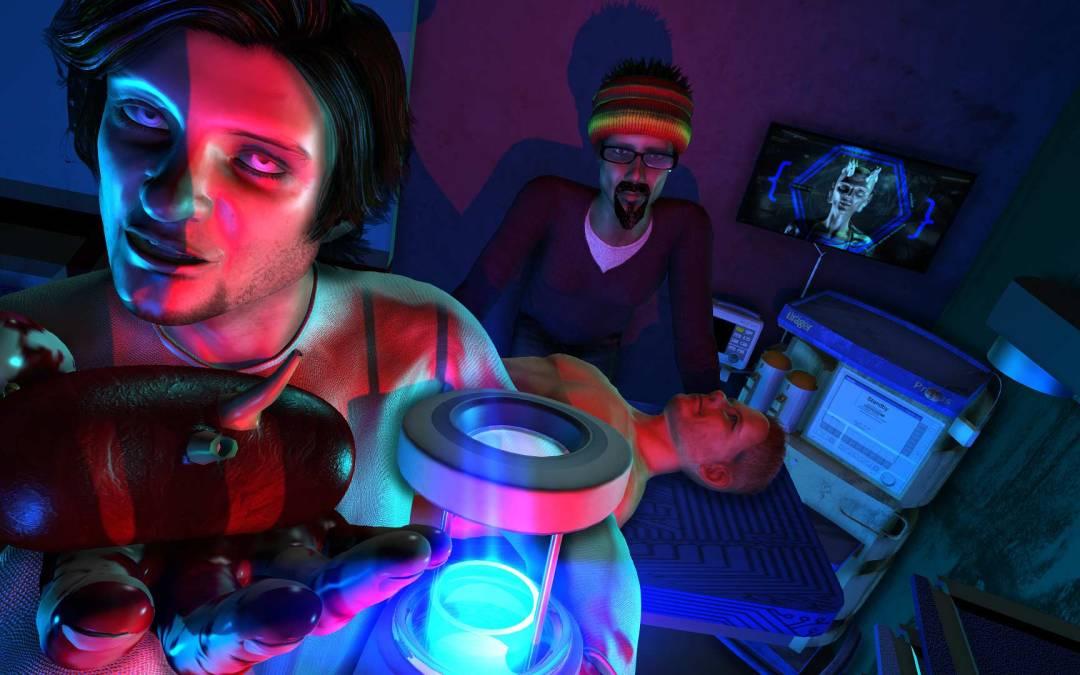 Evocronik Cyberpunk Novella: Ch 1   Meat Hook, Part 2