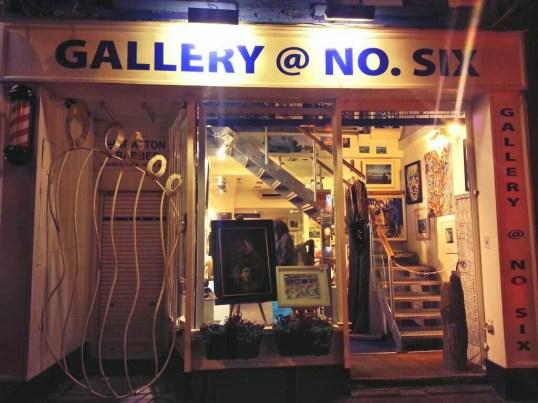 Gallery @ no. Six celebrating Culture Night