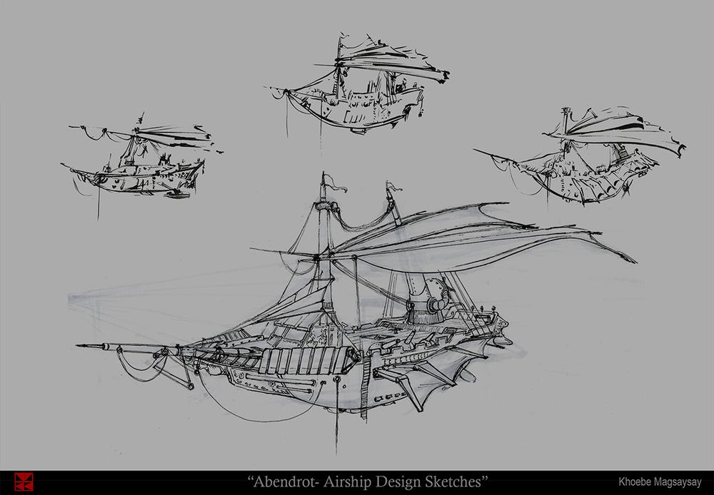 KHOEBE MAGSAYSAY Animation Portfolio Sheridan College