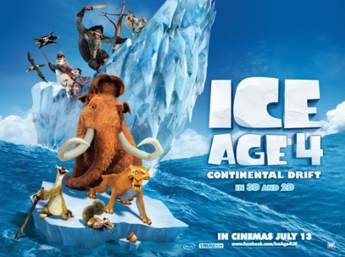 What Culture Ice Age 4