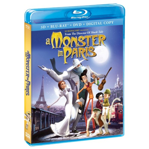 Amazon_A Monster in Paris BR cover