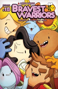 Bravest Warriors no 18
