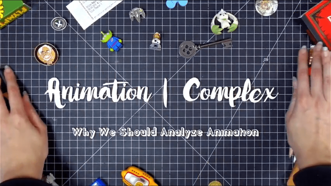 Why Should We Study Animation? Video!