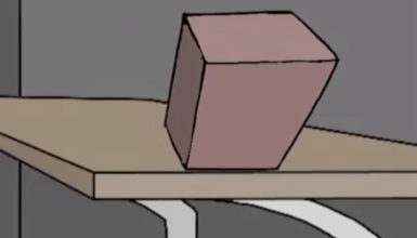 That Was One Heavy Brick! Student Animation
