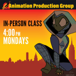 IN-PERSON CLASS : 4PM MONDAYS
