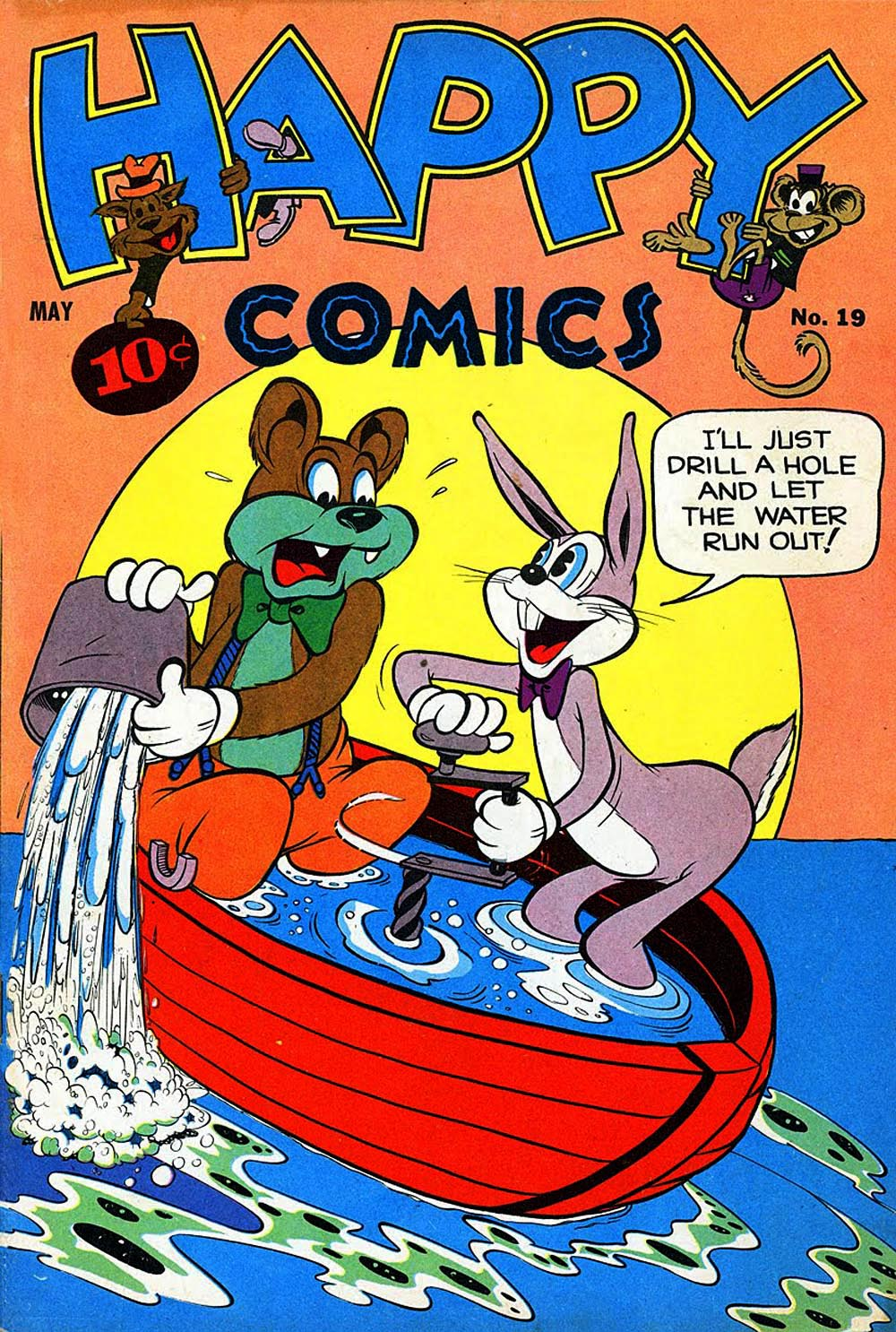 Inbetweens Funny Animal Comic Book Covers  AnimationResourcesorg  Serving the Online