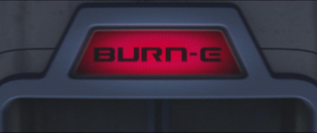 Pixar Shorts: BURN-E (2008)