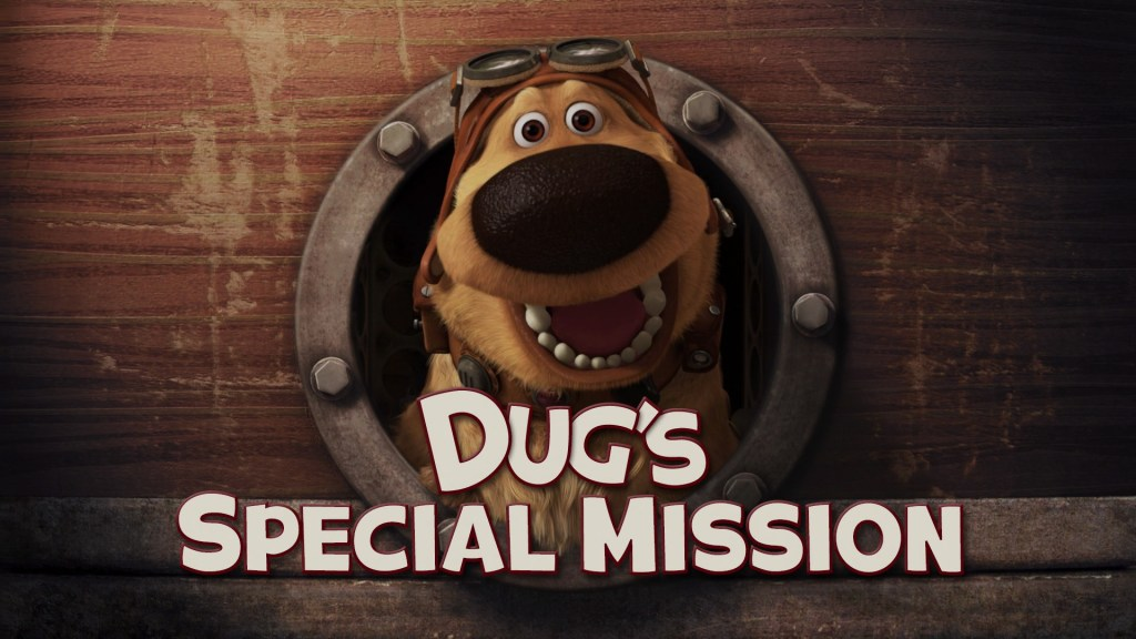 Pixar Shorts: Dug's Special Mission (2009)