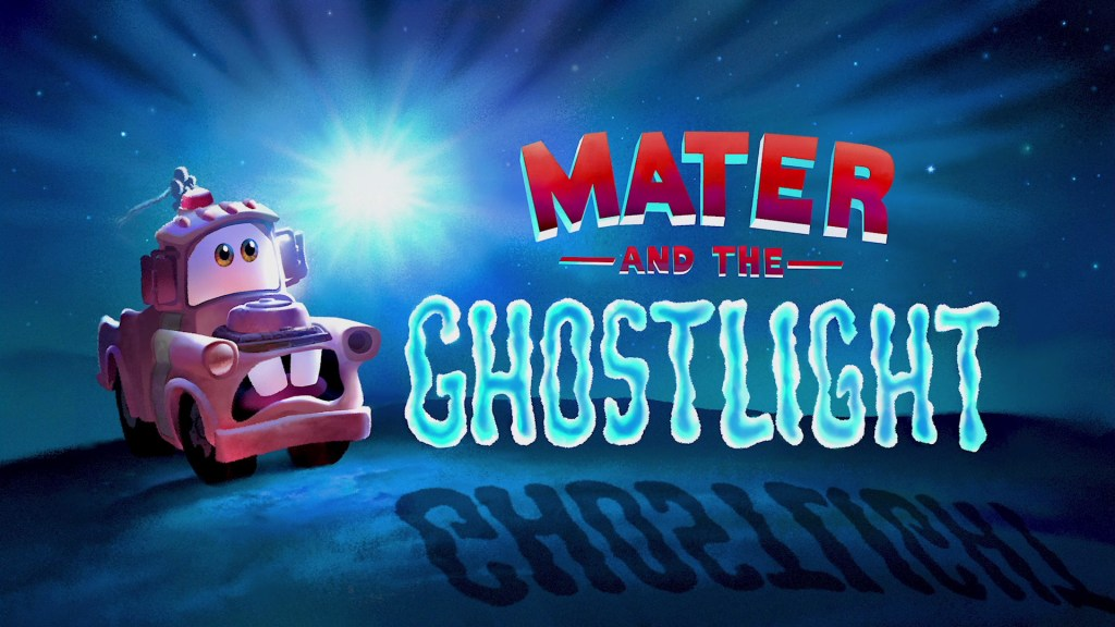 Pixar Shorts: Mater and the Ghostlight (2006)
