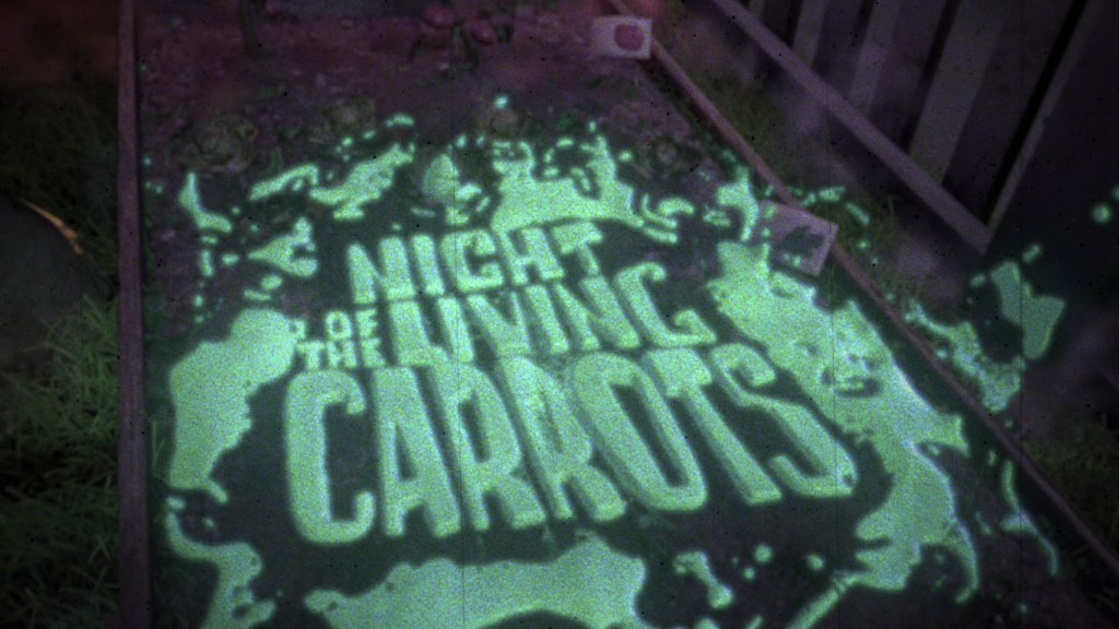 Night of the Living Carrots (2011)