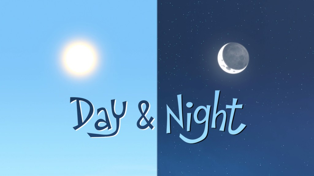 Pixar Shorts: Day & Night (2010)