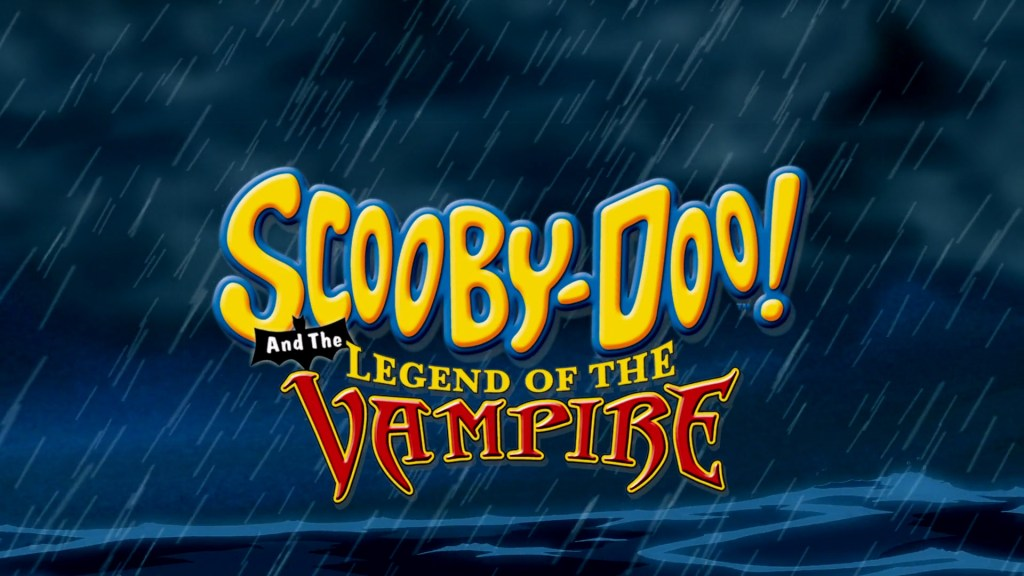 Scooby-Doo! And the Legend of the Vampire (2003)