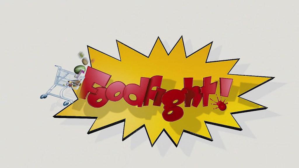 Foodfight! (2009)
