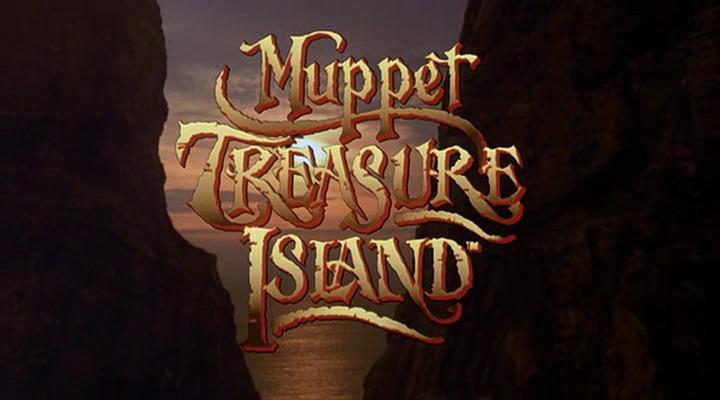 Muppet Treasure Island (1996)