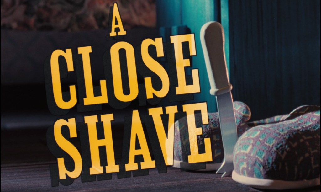 Wallace and Gromit in A Close Shave (1995)