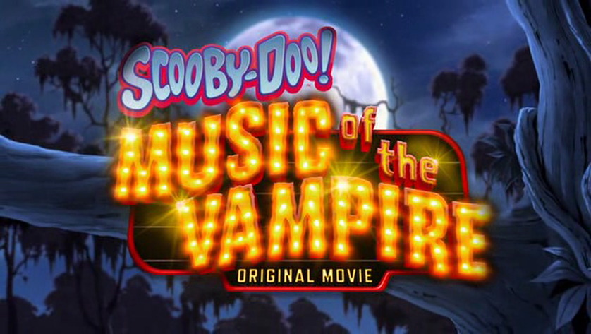 Scooby Doo! Music of the Vampire (2011)