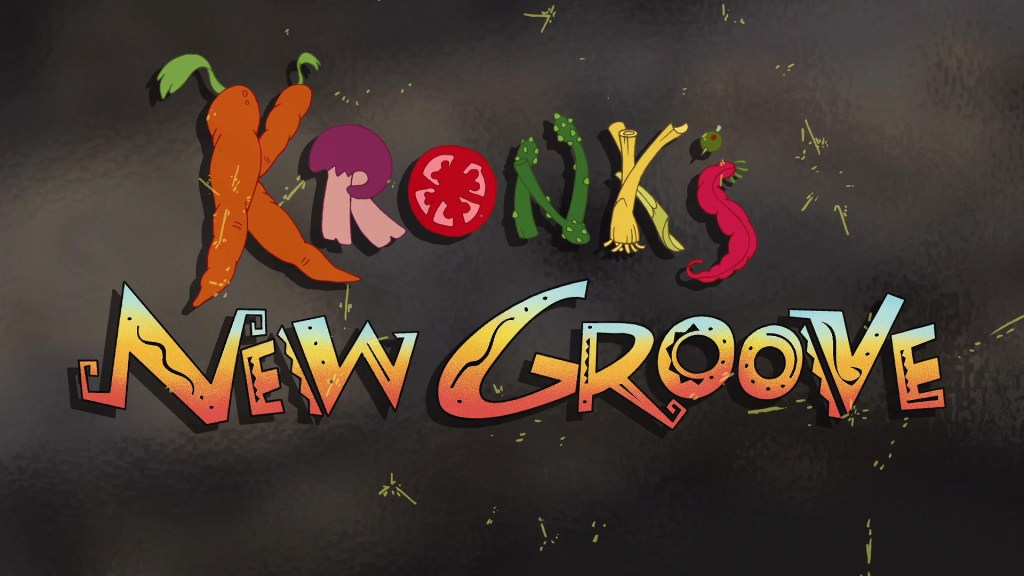 The Emperor's New Groove 2: Kronk's New Groove
