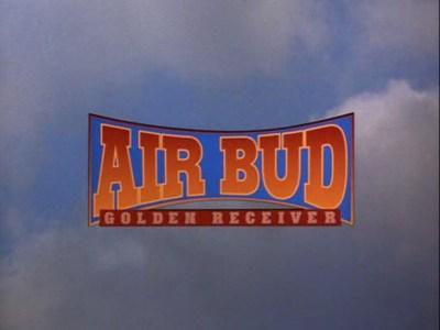 Air Bud: Golden Receiver (1998)
