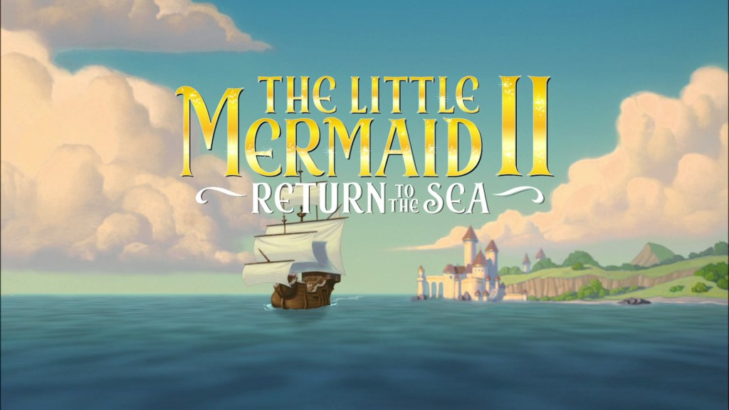 The Little Mermaid 2: Return to the Sea (2000)