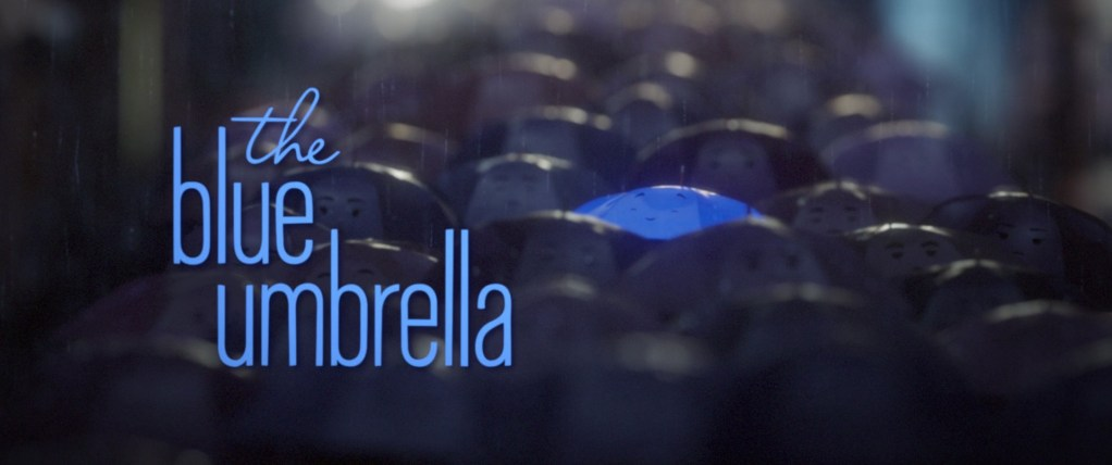 Pixar Shorts: The Blue Umbrella (2013)