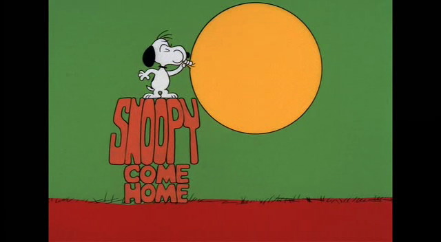 Snoopy Come Home (1972)