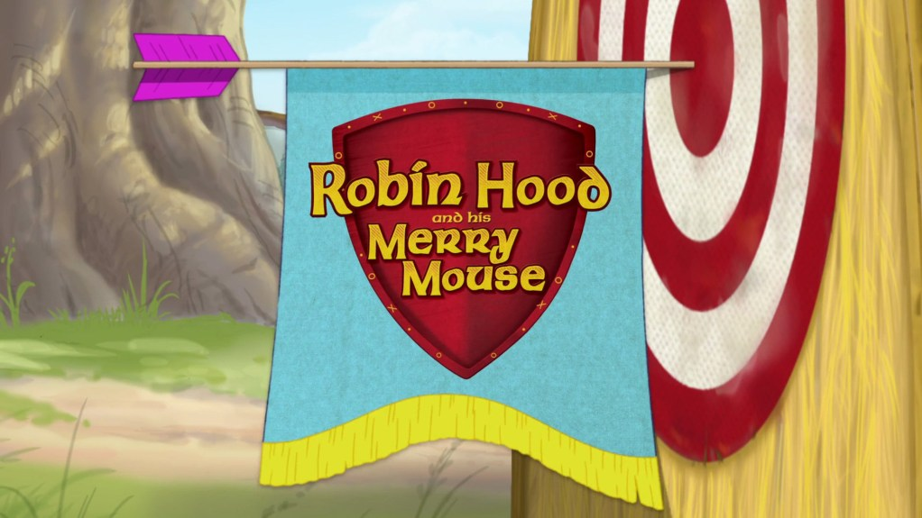 Tom and Jerry: Robin Hood and His Merry Mouse (2012)