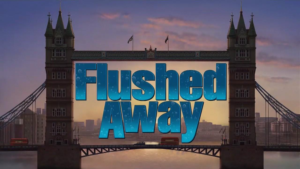 Flushed Away 2006 Animation Screencaps