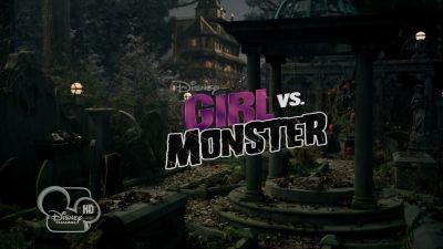 Girl Vs. Monster (2012)