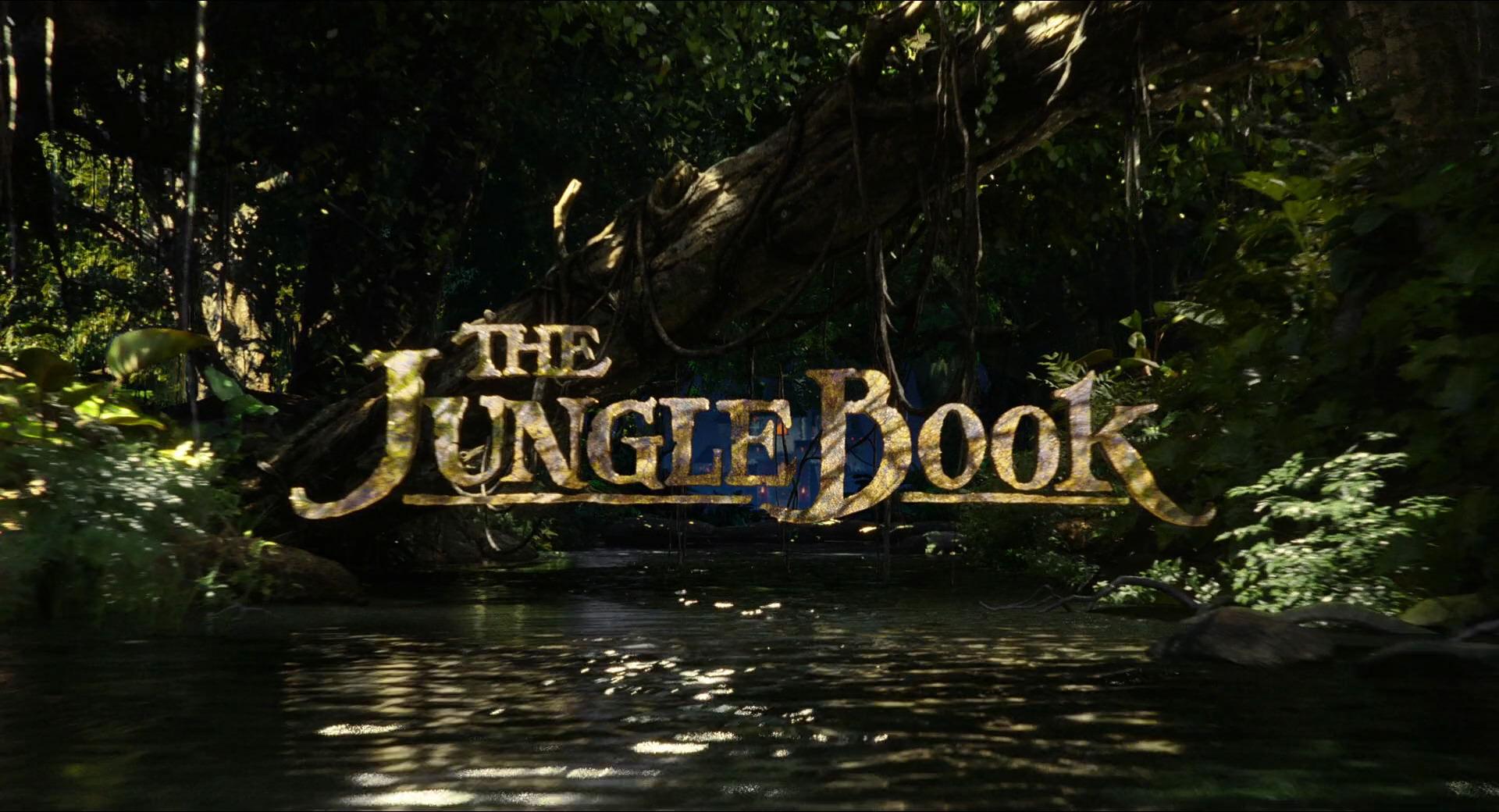 The Jungle Book 2016 Animation Screencaps