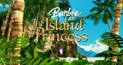 Barbie as the Island Princess (2007)