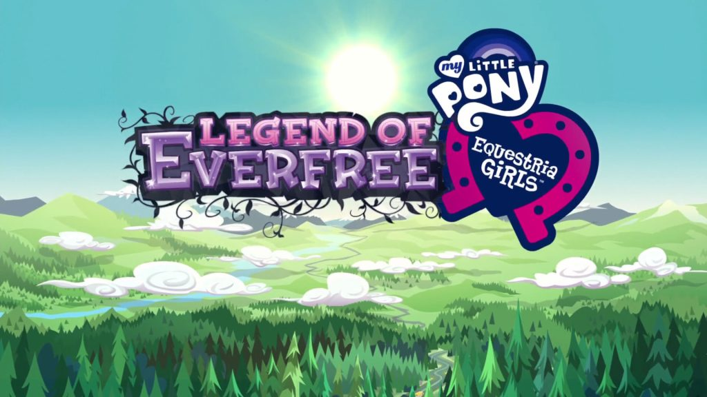 My Little Pony: Equestria Girls – Legend of Everfree (2016)