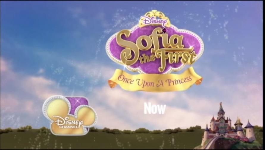 Sofia the First: Once Upon a Princess (2012)