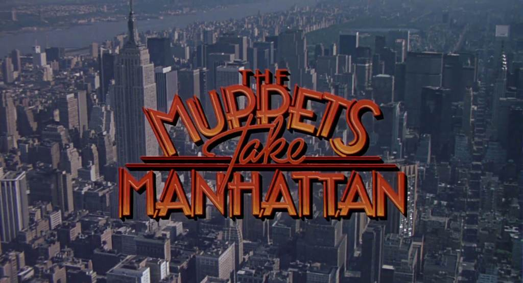 The Muppets Take Manhattan (1984)