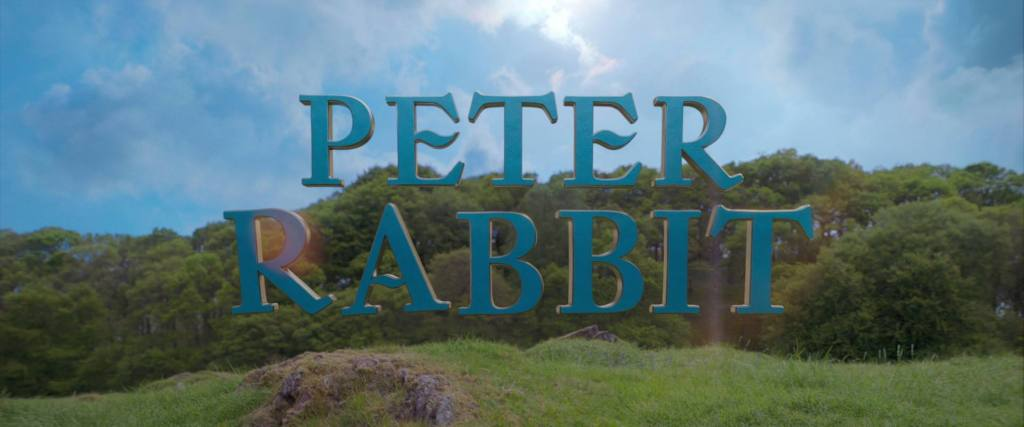 Peter Rabbit (2018)