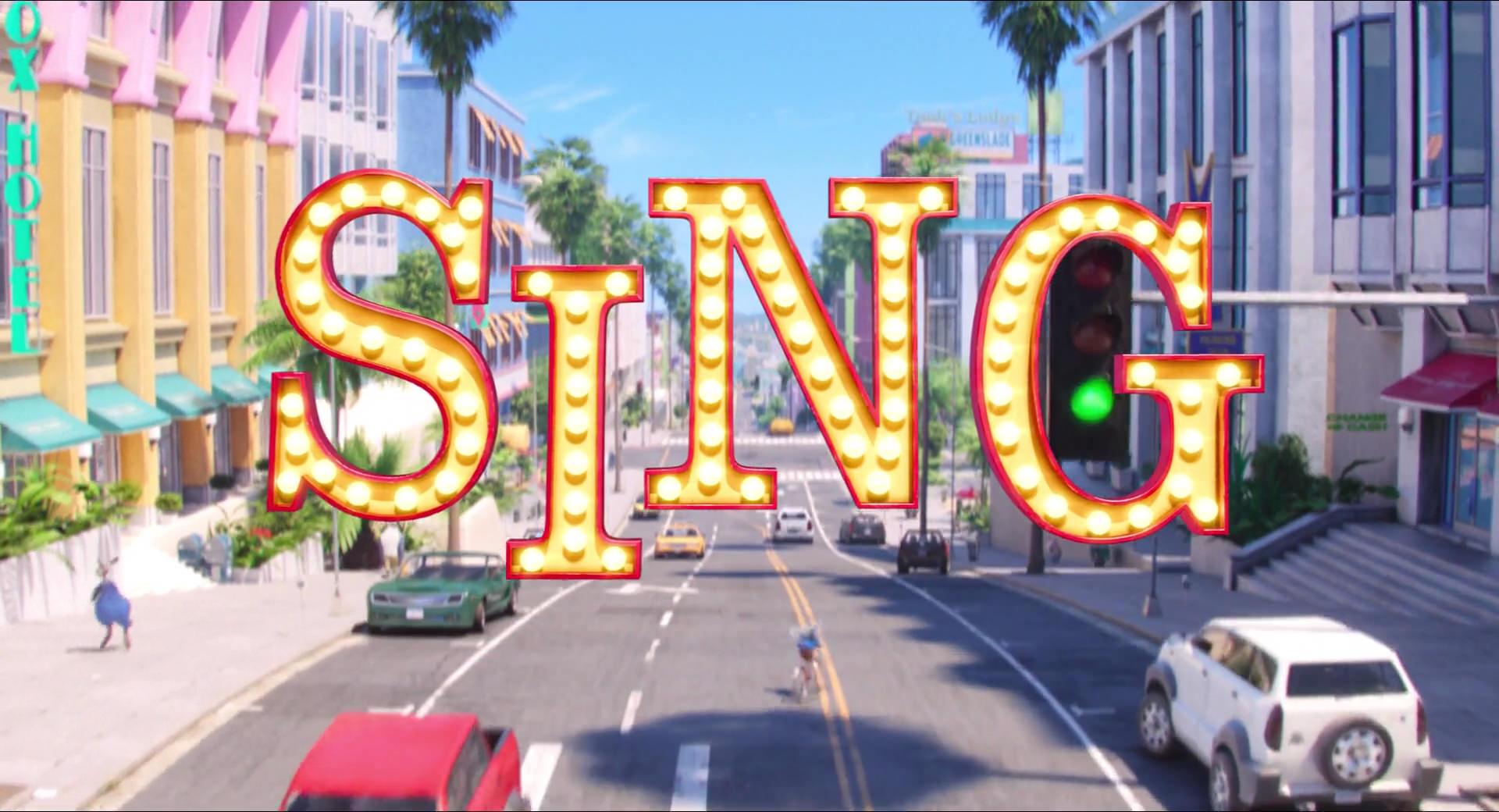 Sing 2016 Animation Screencaps