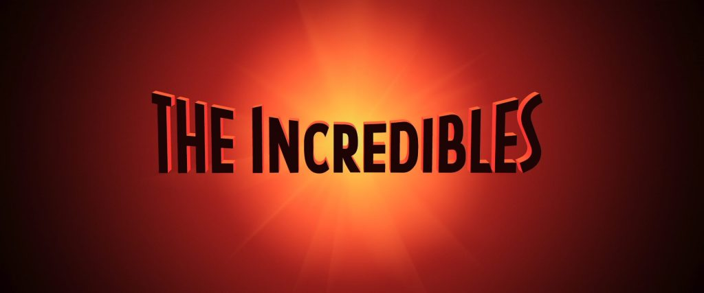 The Incredibles (2004) [4K]