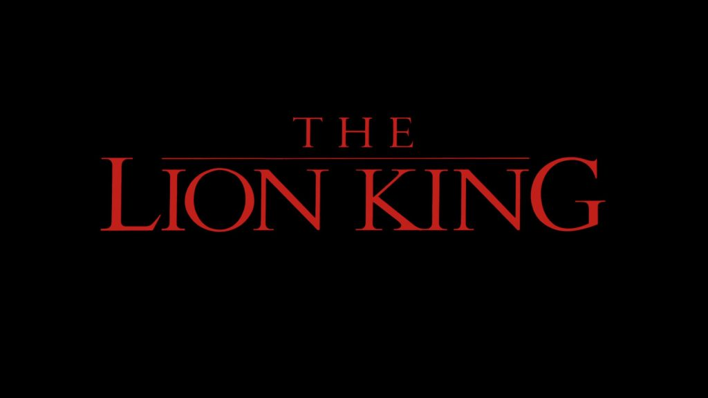 The Lion King (1994) [4K]