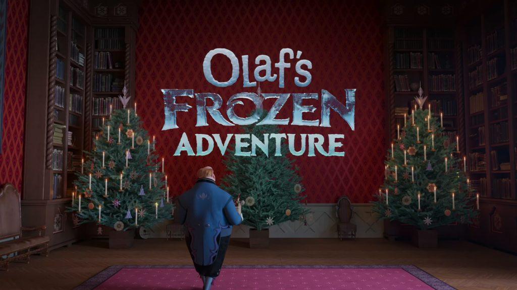 4K – Olaf's Frozen Adventure (2017)