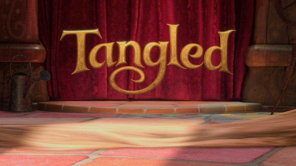 Tangled (2010) [4K]