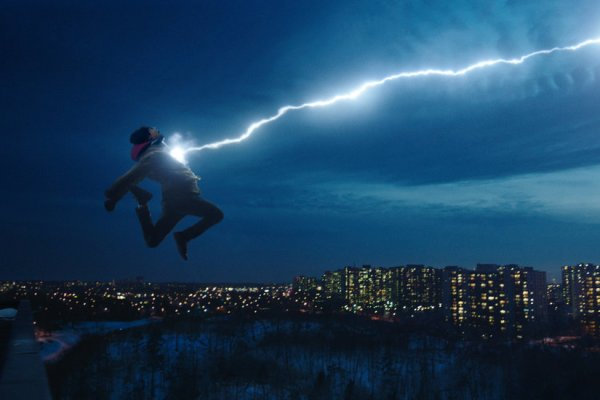 'Shazam!' Review: A Boy's Supersized Alter Ego in a Sunny Superhero Flick