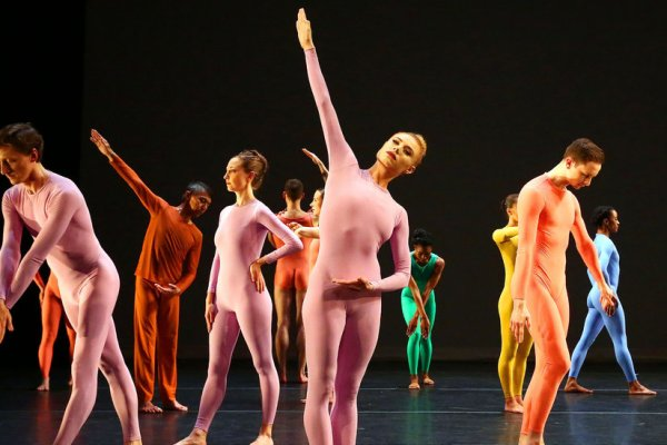 Review: 100 (or So) Adventures in Attention, Merce Cunningham-Style