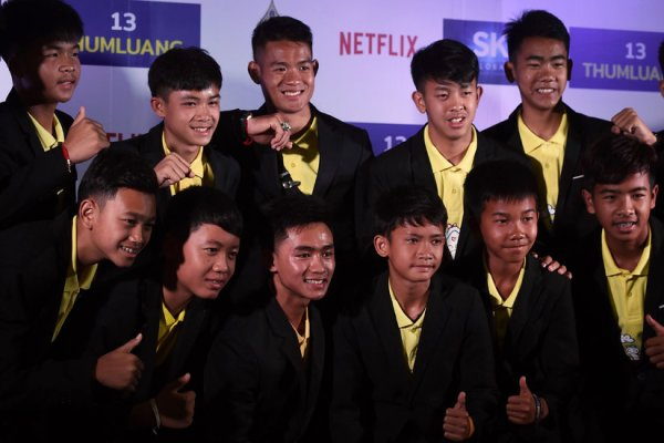 Netflix Teams Up With 'Crazy Rich Asians' Director for Project on Thai Cave Rescue